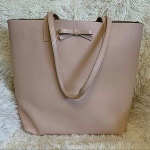 kate spade on purpose leather tote